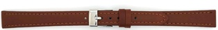 Watch Strap Genuine Calf LightBrown 12mm