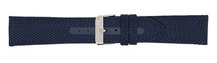 Watch Strap Nylon Navy Blue 20mm