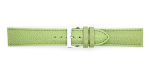 Watch Strap Genuine Calf Apl. Green 20mm