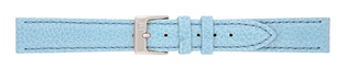 Watch Strap Genuine Calf PastelBlue 20mm