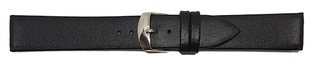 Watch Strap Genuine Calf Black 12mm